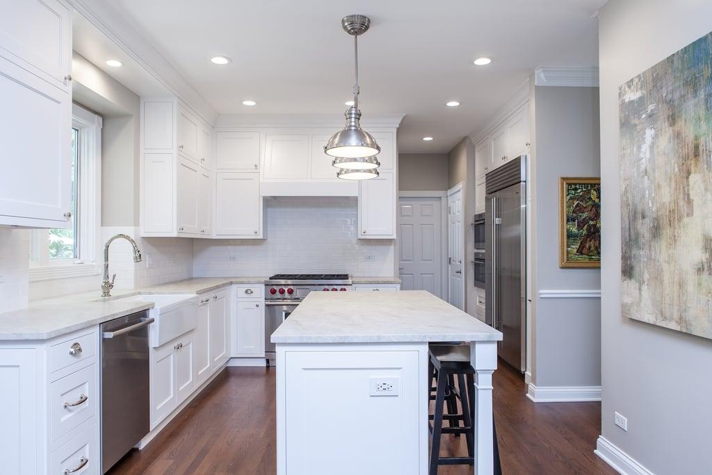Final Kitchen Remodel View