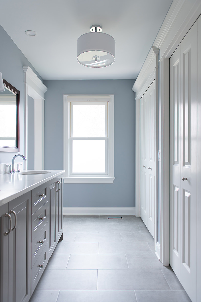 Bathroom remodel in Libertyville, Illinois