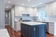 Kitchen remodel in Libertyville, Illinois