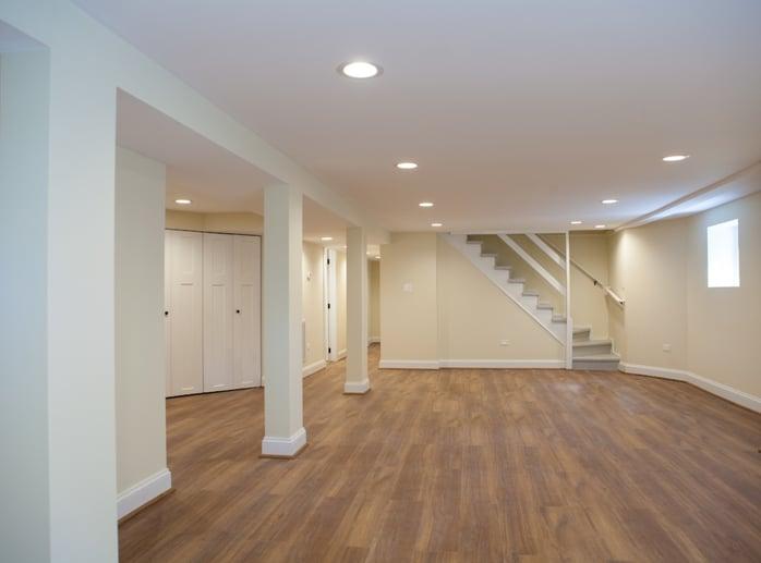 wilmette basement remodel