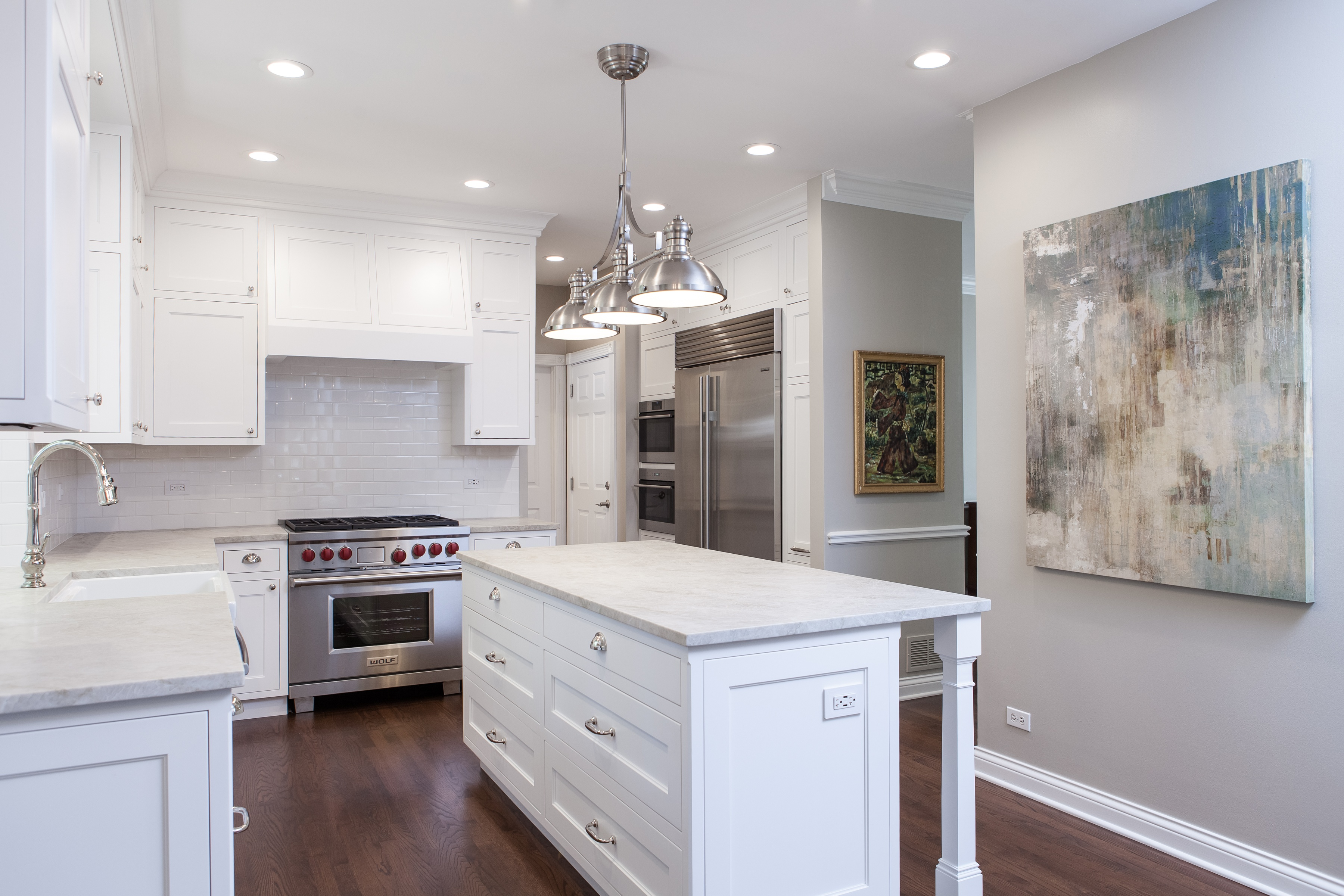 Remodeling in Libertyville