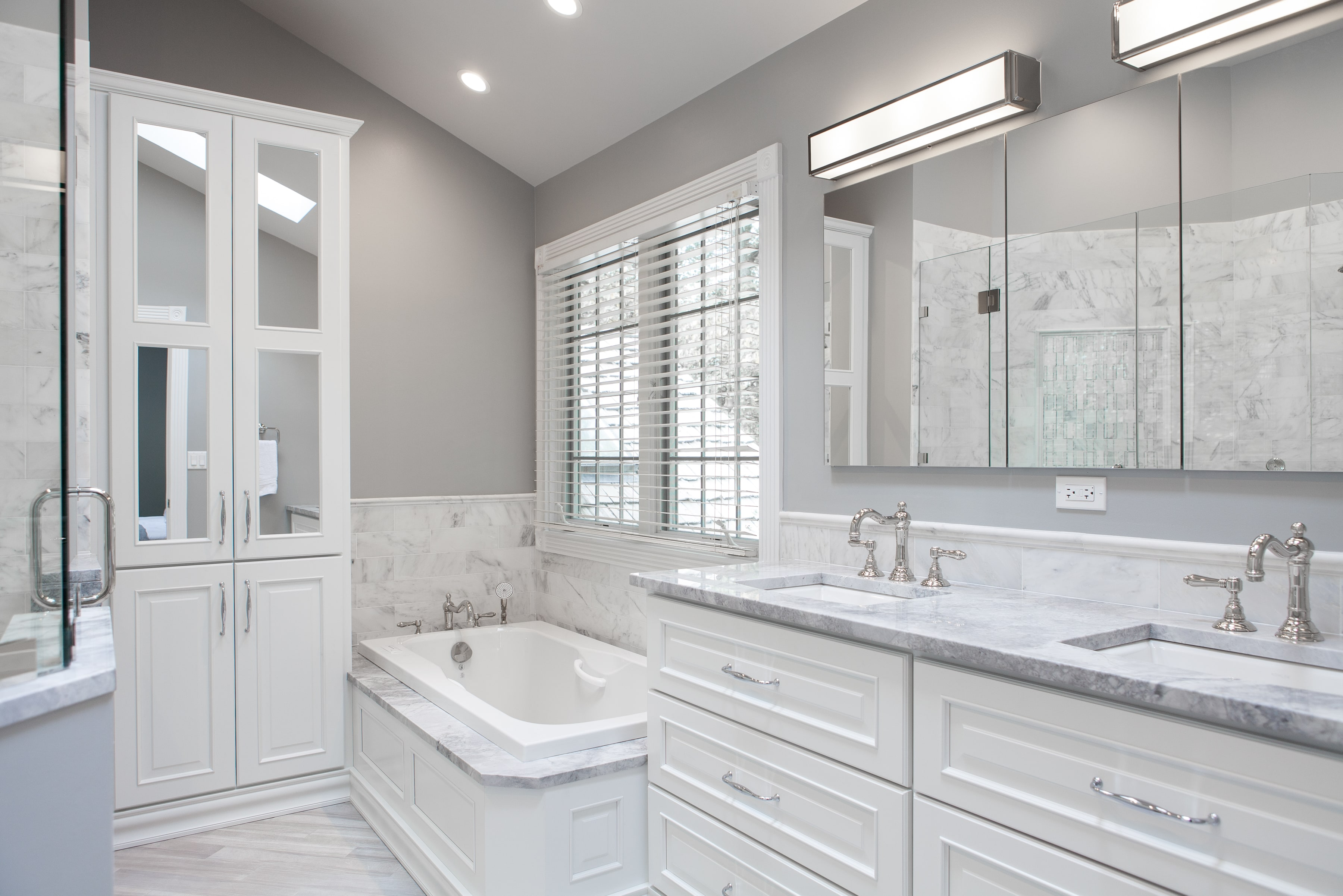 Bathroom Remodeling - Featured Project