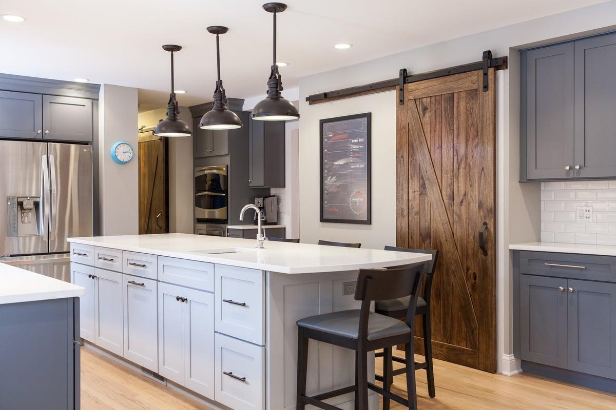Kitchen remodeling in Wilmette