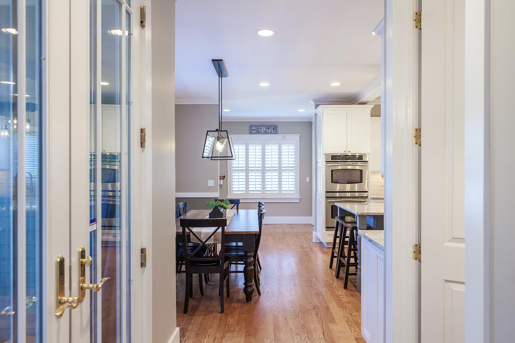 Kitchen remodel in the North Shore