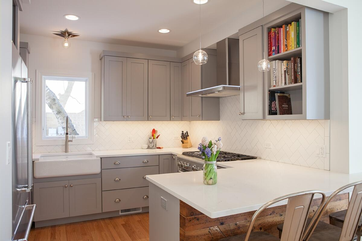 Kitchen remodeling in Lake Forest