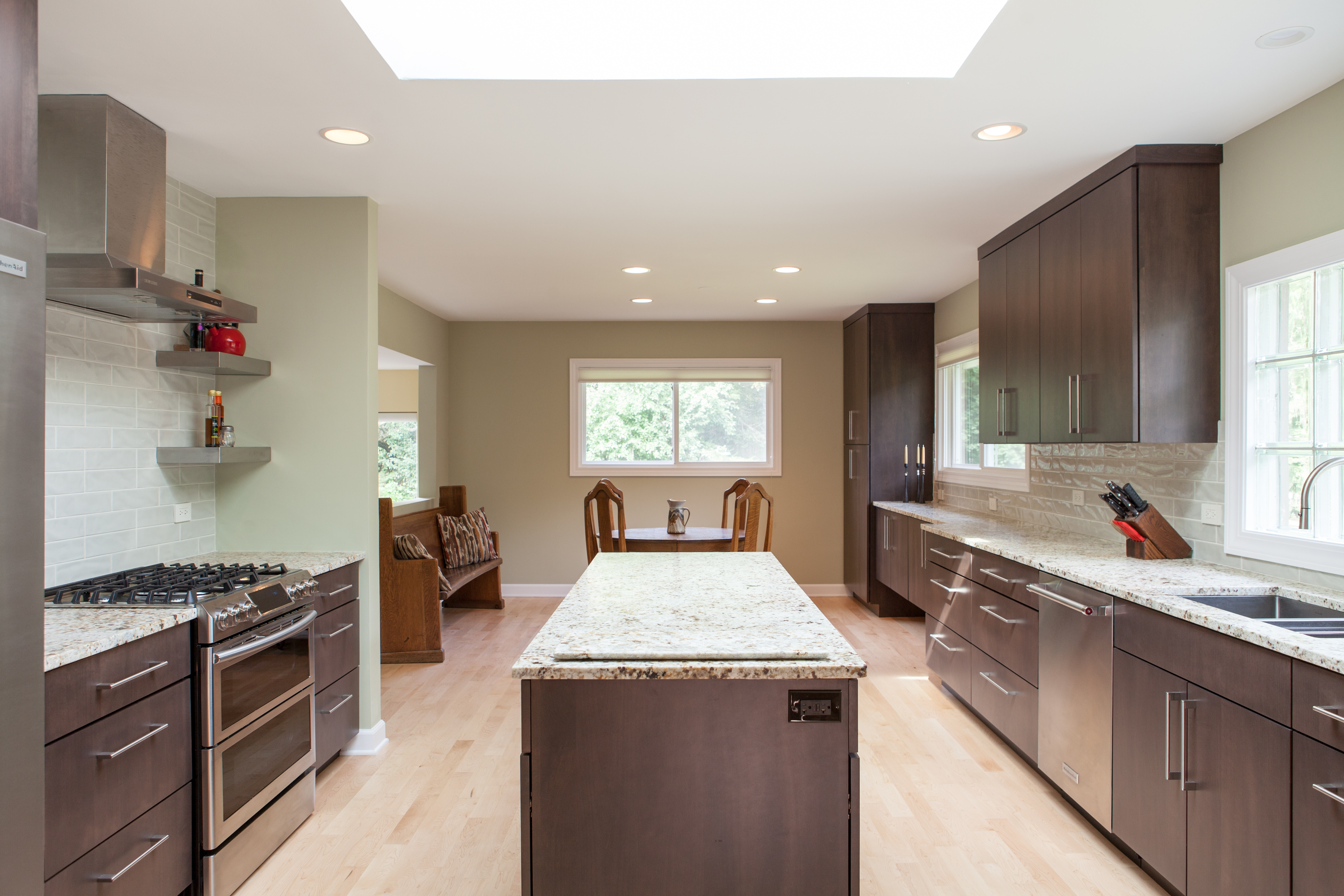 Kitchen remodel in Lake Forest