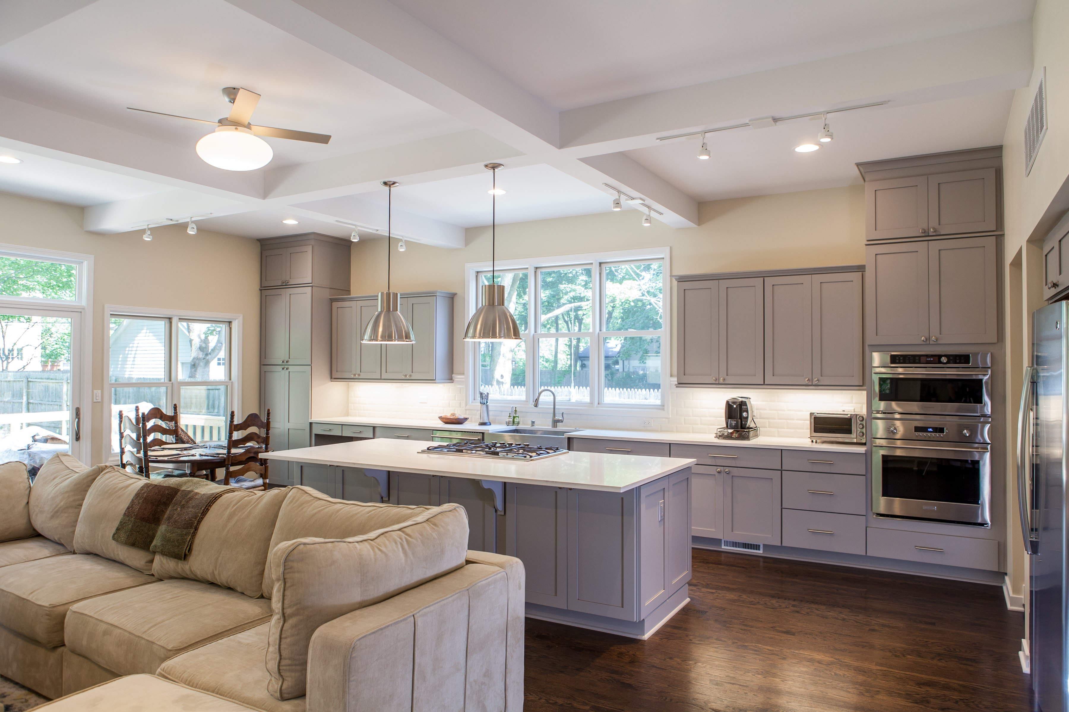 Remodeling in Winnetka