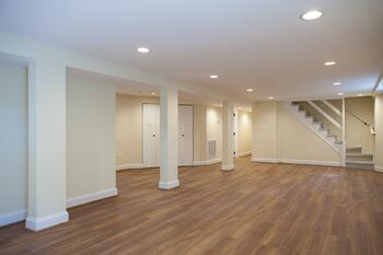 Designing your new basement space