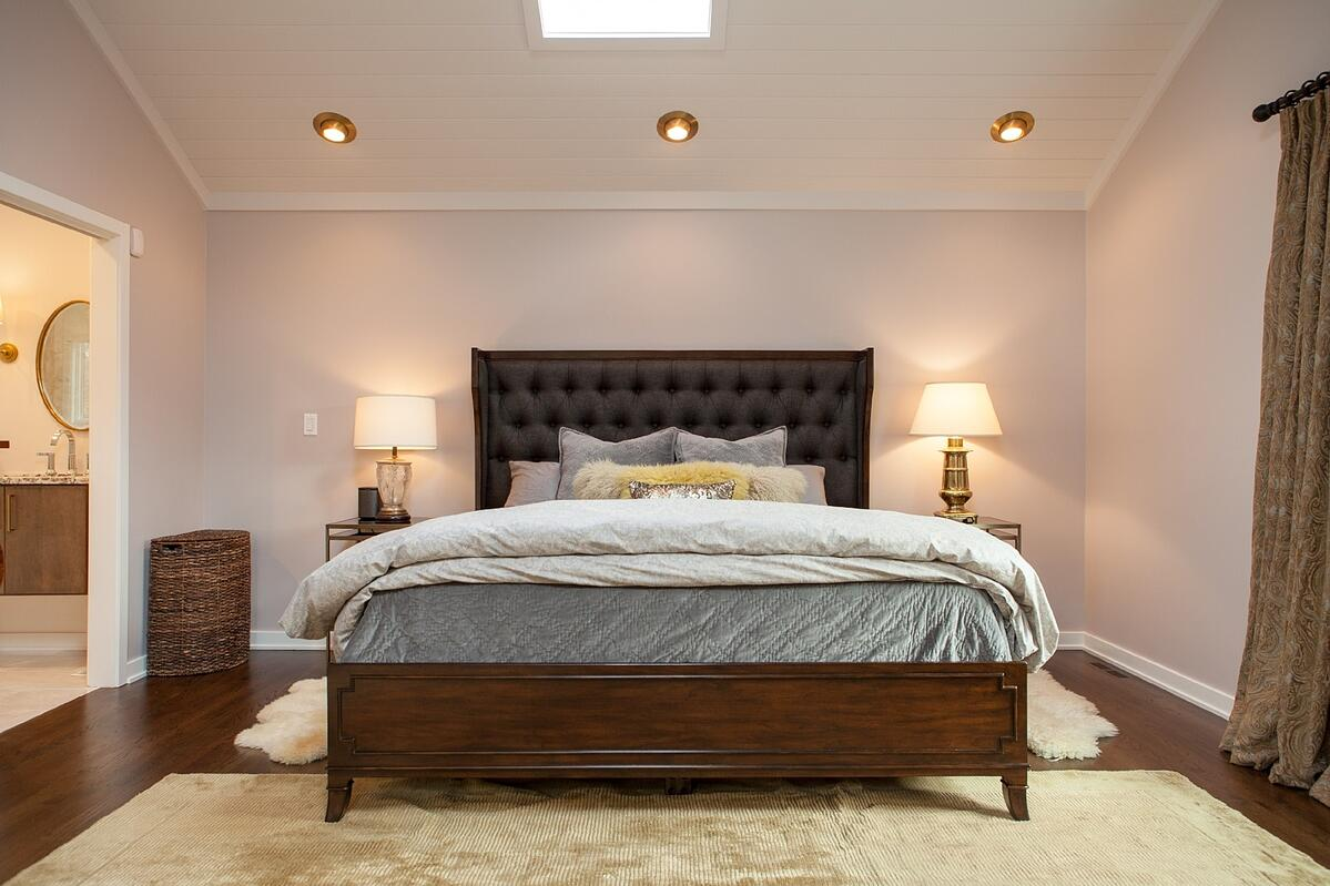 Master Suite Remodel in Lake Forest