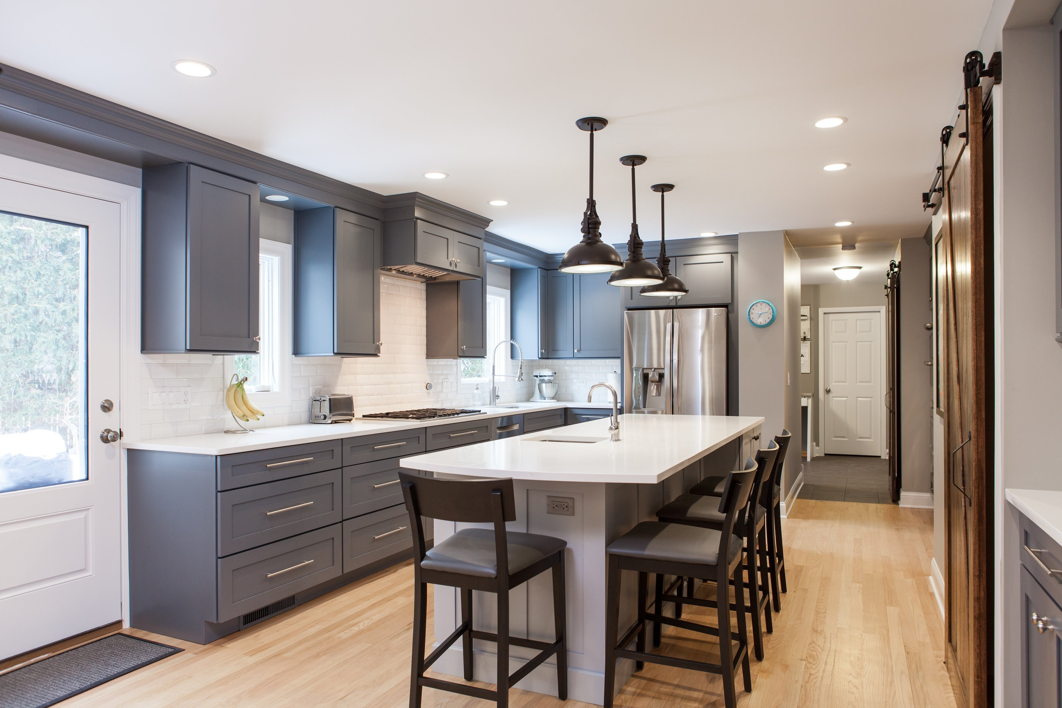 Lets take a look at all basic kitchen floor plans and discuss how you can choose the ideal kitchen layout for your chicago north shore area home