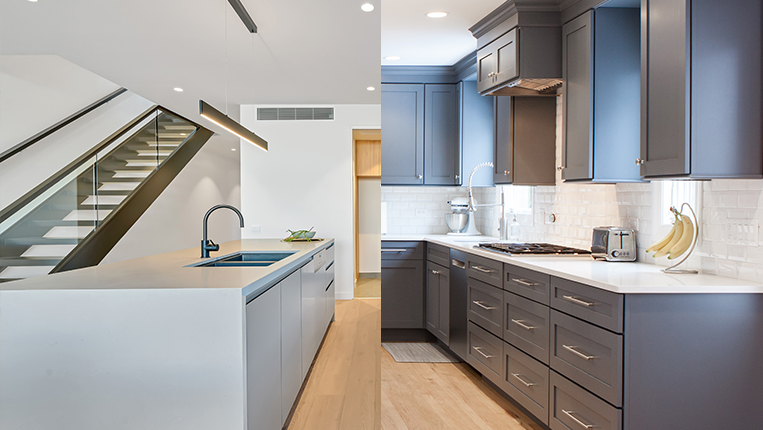 Modern or Classic Kitchens... which is your style?